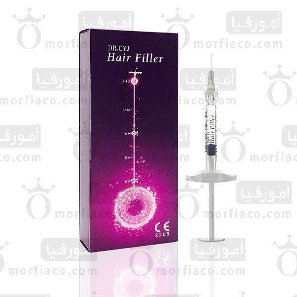 مزوژل هیرفیلر Hair Filler